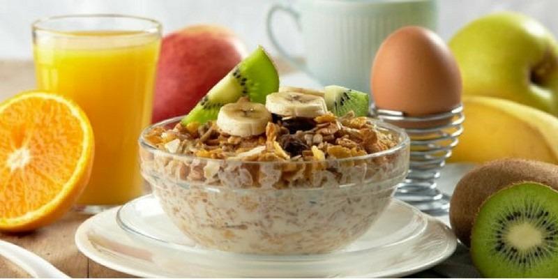 petit dejeuner sportif