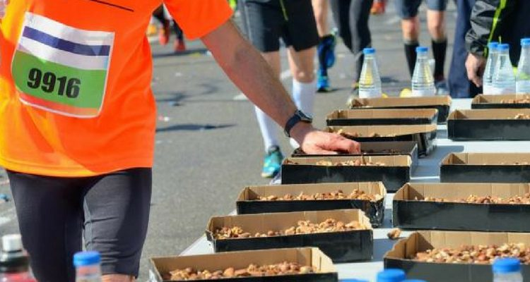 alimentation marathon